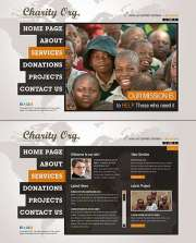 Charity Center - HTML5 templates